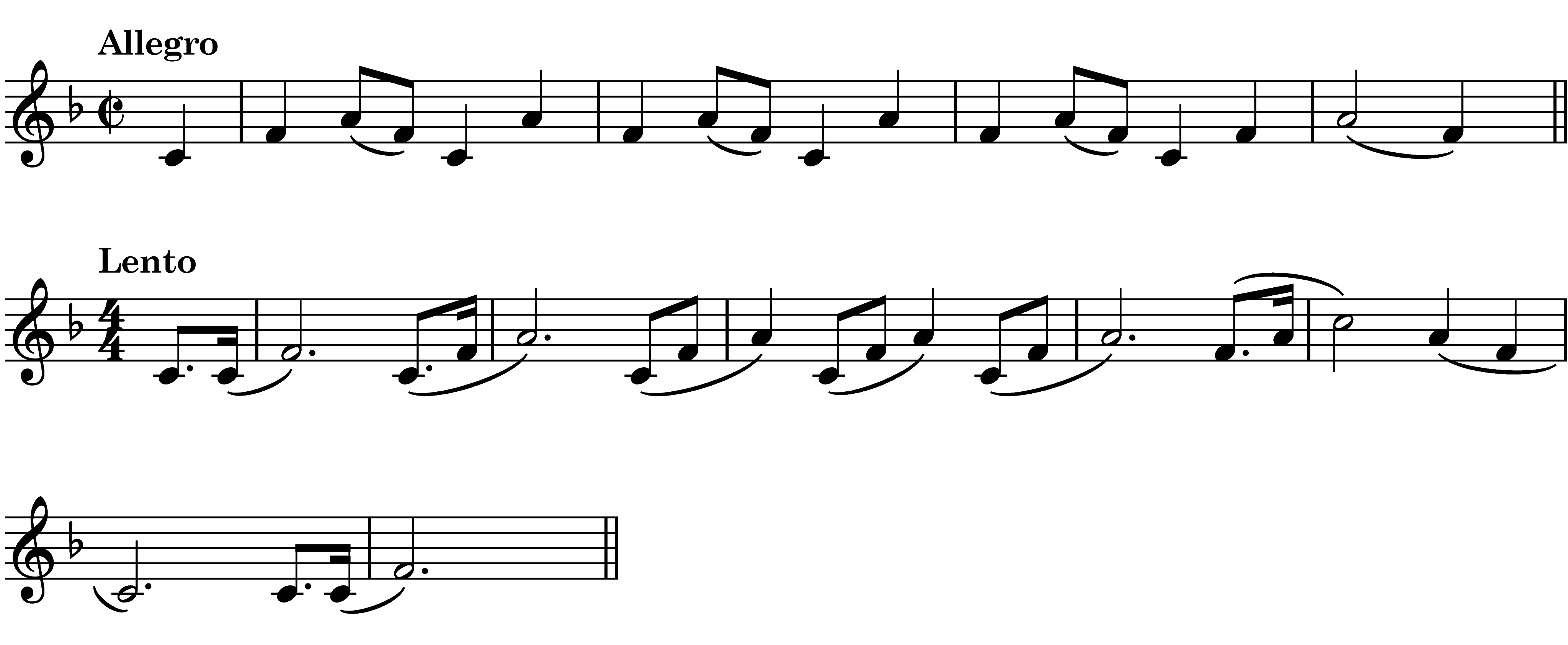 bugle-tunes