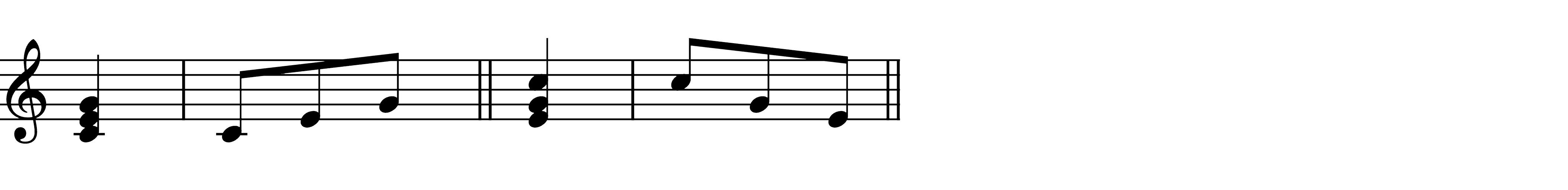 chord vs arpeggio