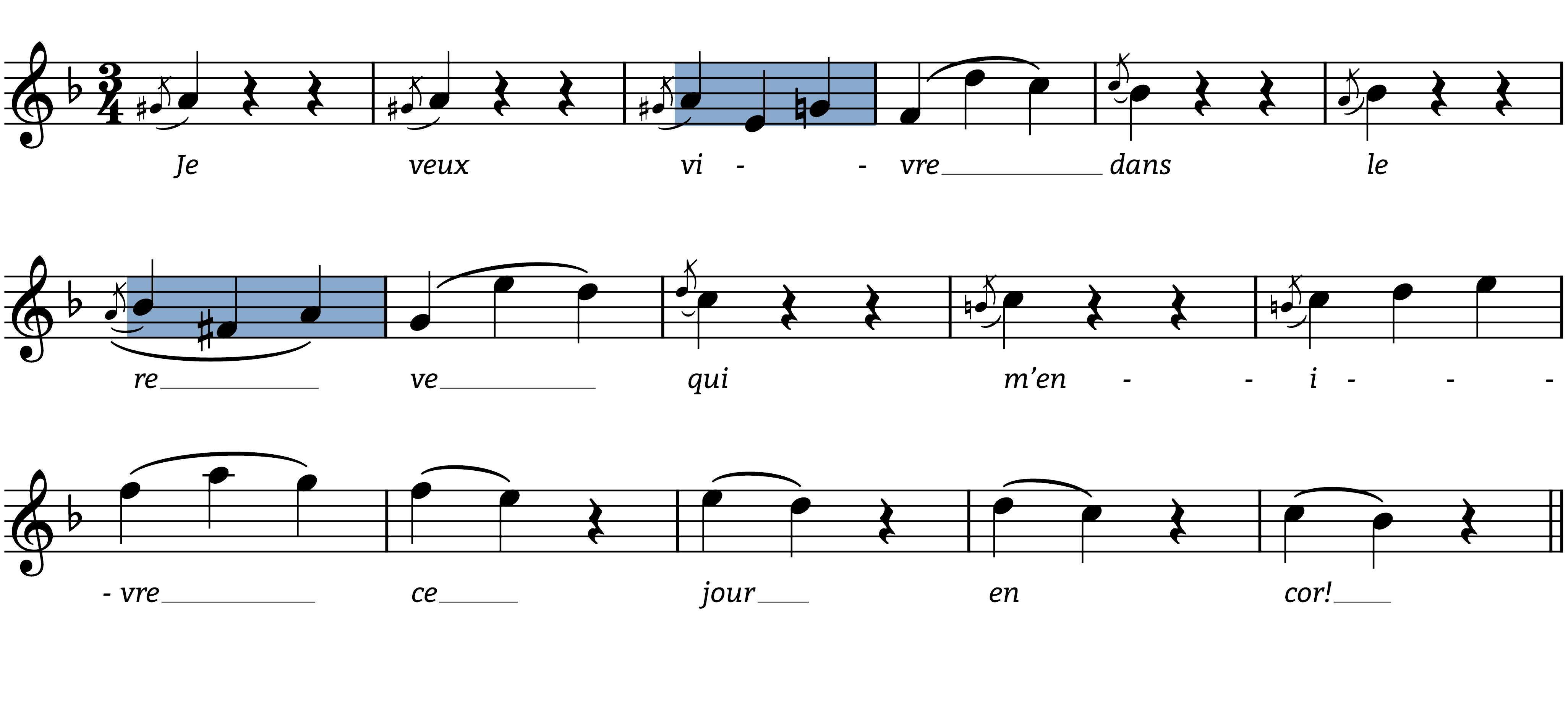 juliets-waltz melodic figures