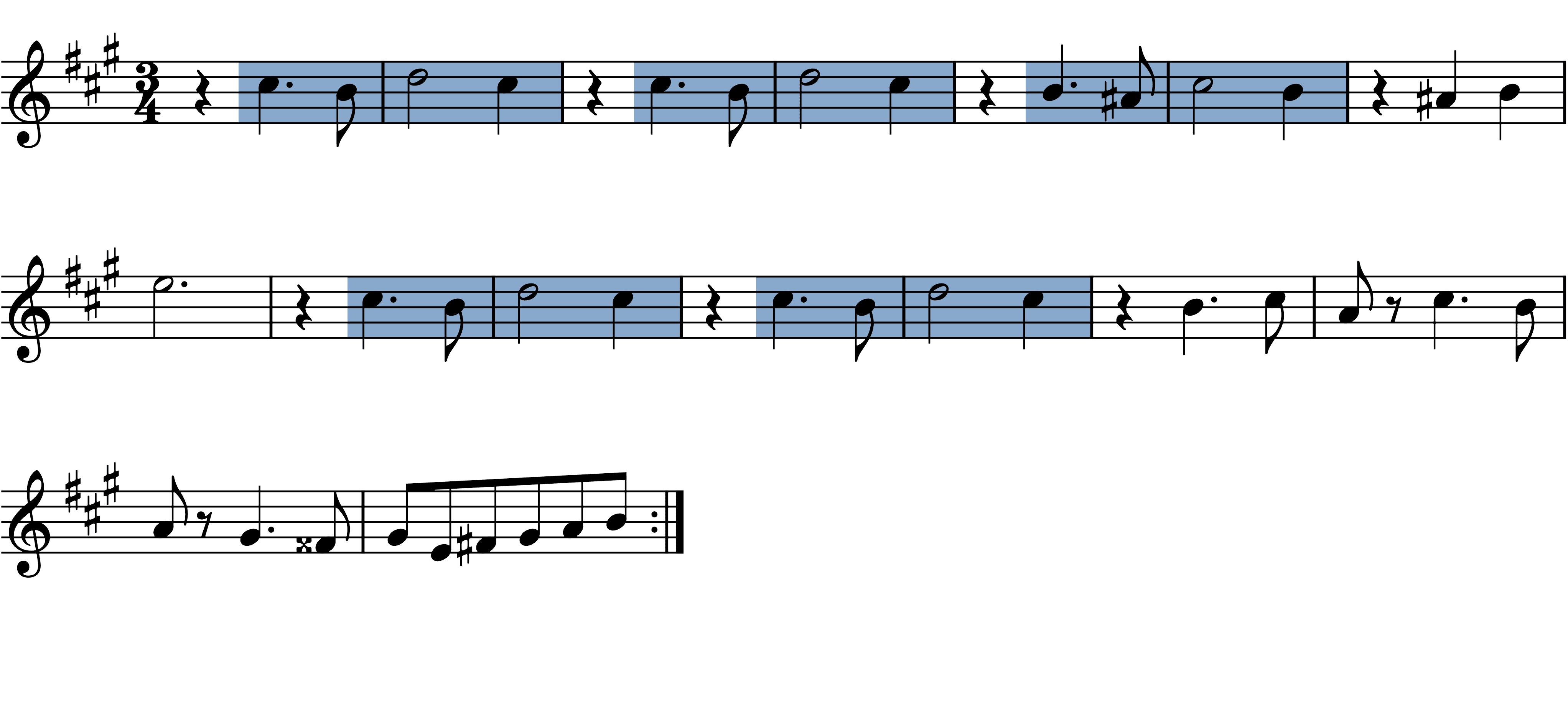 swan-lake-waltz melodic figures